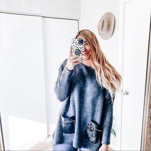 Patrizia Luca sweater with pockets